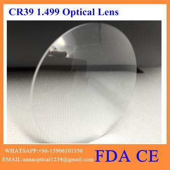 Cr39 1.499 Lente Óptico Não Revestidos - Buy Cr-39 Lente Óptica ... 3e327c25fb