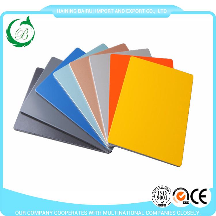 Unbreakable Aluminum Composite Panel Aluminum Composite Sheet Acp ...
