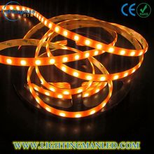 2015 new products submersible IP68 flexible led strip light 220v