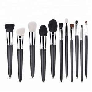 11 PCS Factory supply directly makeup brush set cosmetics