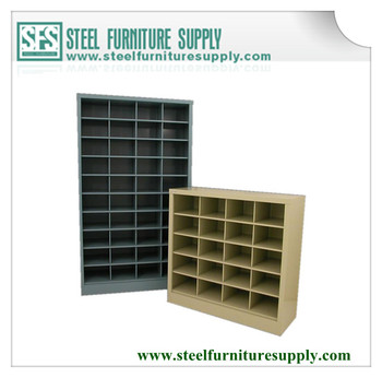 Pigeon Hole Cabinet, Steel Cabinet, Pigeon Hole Furniture