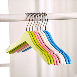 wooden rubstand clothes hanger rack