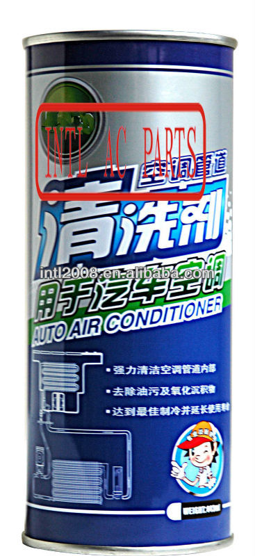 a/c cleaner for auto air conditioner system