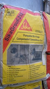 Sika Grout, Sika Grout Suppliers and Manufacturers at