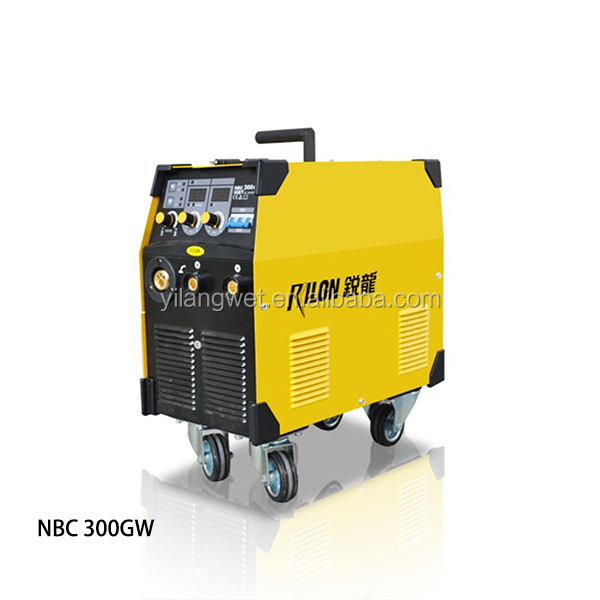 High Performance IGBT Rilon Mig Welder Mig 300 Welding Machine