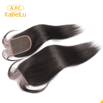 KBL Hair piece free parting lace front closure bundles,straight hair bundles with closure,virgin hair bundles with lace closure