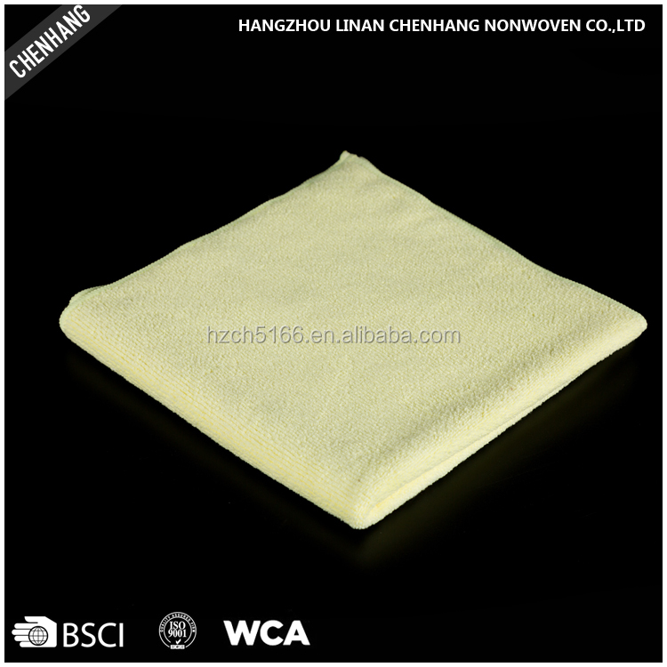 OEM 85% Polyester Embossed Felt Non Woven Microfiber Cloth