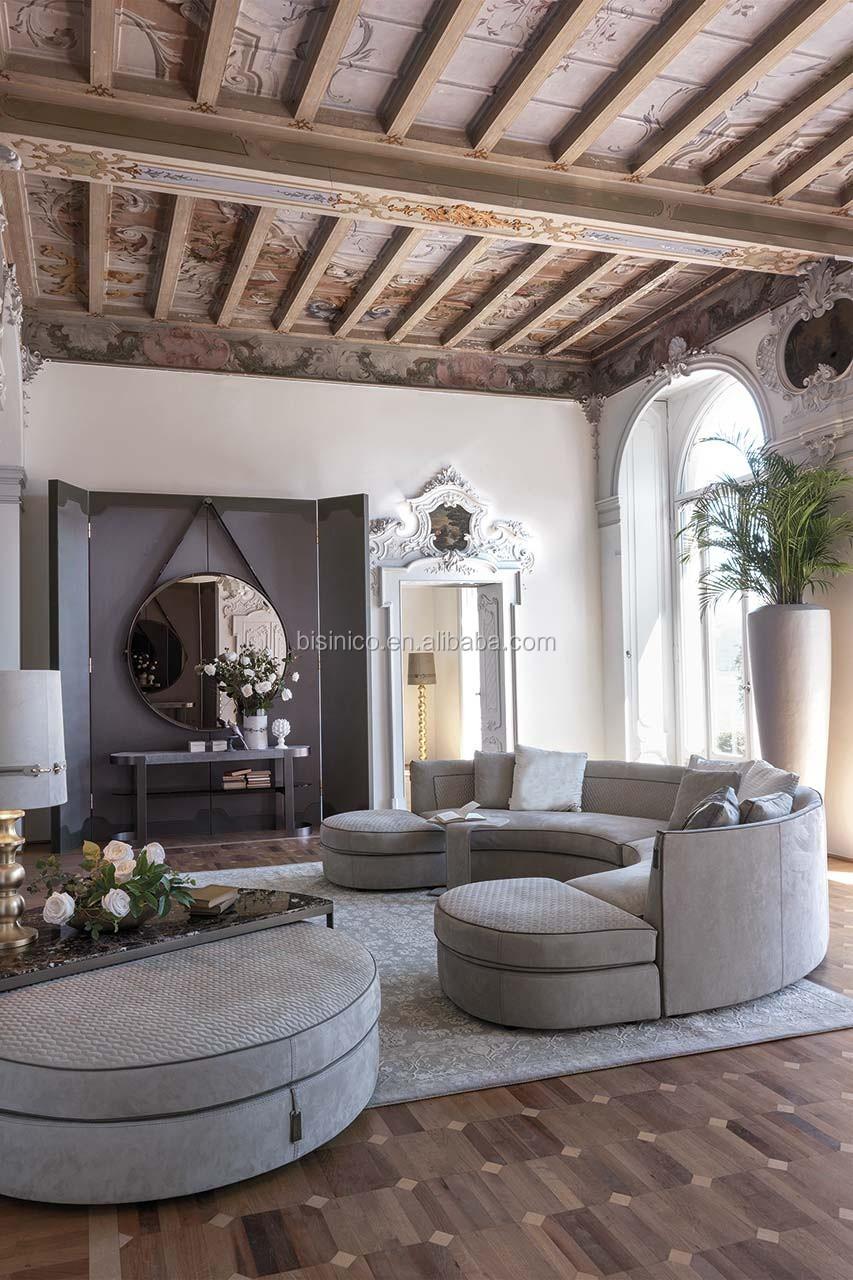 Italien Stil Wohnzimmer Sofagarnitur Set/post-modernes Design Stoff ...