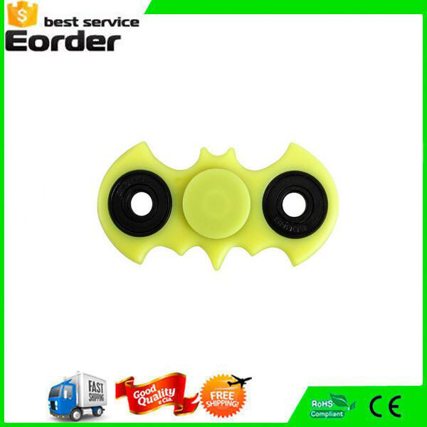Bat Style Figit Fidget Spinner Hand Gyro Toys Gift For Kids & Adults