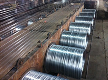 0.8mm-6.0mm Galvanized High Carbon High Tensile Strength Steel Wire