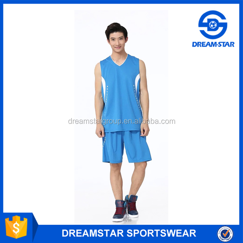 Cheap Lake Blue Basketball youth jersey cool uniform