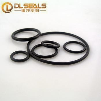 High Pressure Hydraulic Elastic Rubber O Ring Silicone O Ring - Buy ...