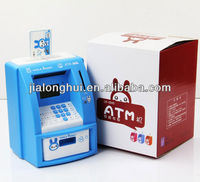 mini atm coin bank,atm piggy bank machine,atm bank toy for children