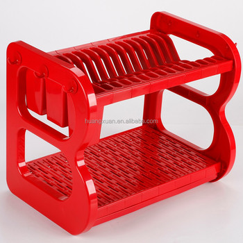 multi-function ABS kitchen plate holder dish drainer & Multi-function Abs Kitchen Plate Holder Dish Drainer - Buy Dish ...