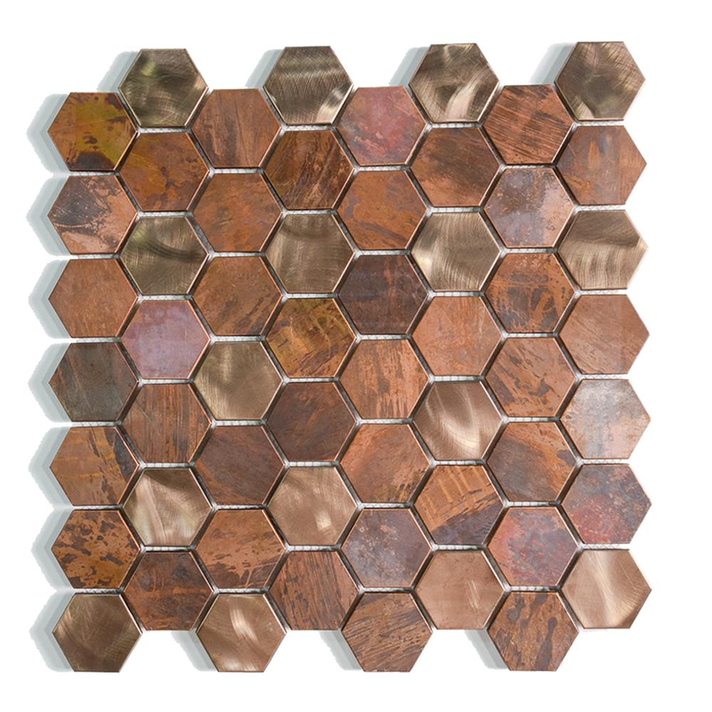 - Prices For Bronze Copper Mosaic Tile Backsplash Decorative - Buy