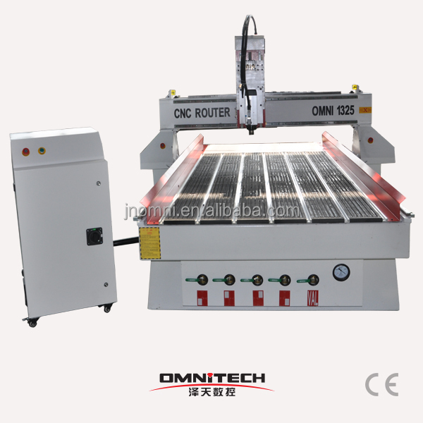 goede prijs hout frezen automatische bank making machine china cnc router machine 1325