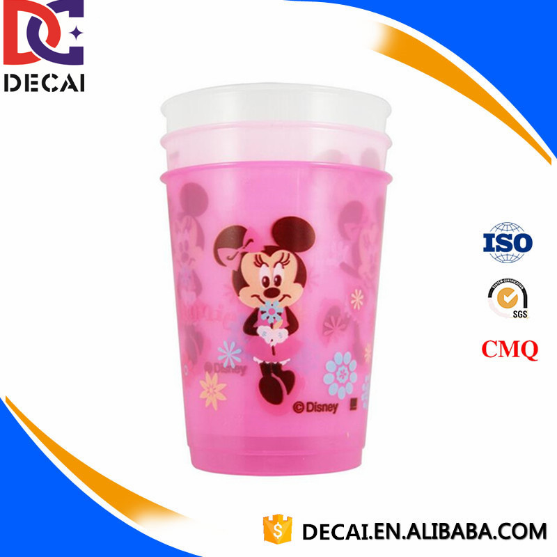 High Reflective Heat Transfer Film for Plastic Cartoon Children Cup