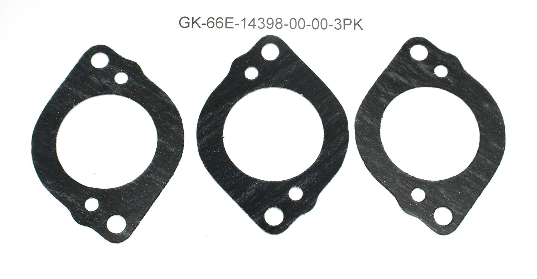 Yamaha Intake Dual Carb Carburetor Manifold Base Gasket 700 701 62T-13556-00-00