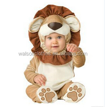 The Infants And Toddlers Lion Costumes