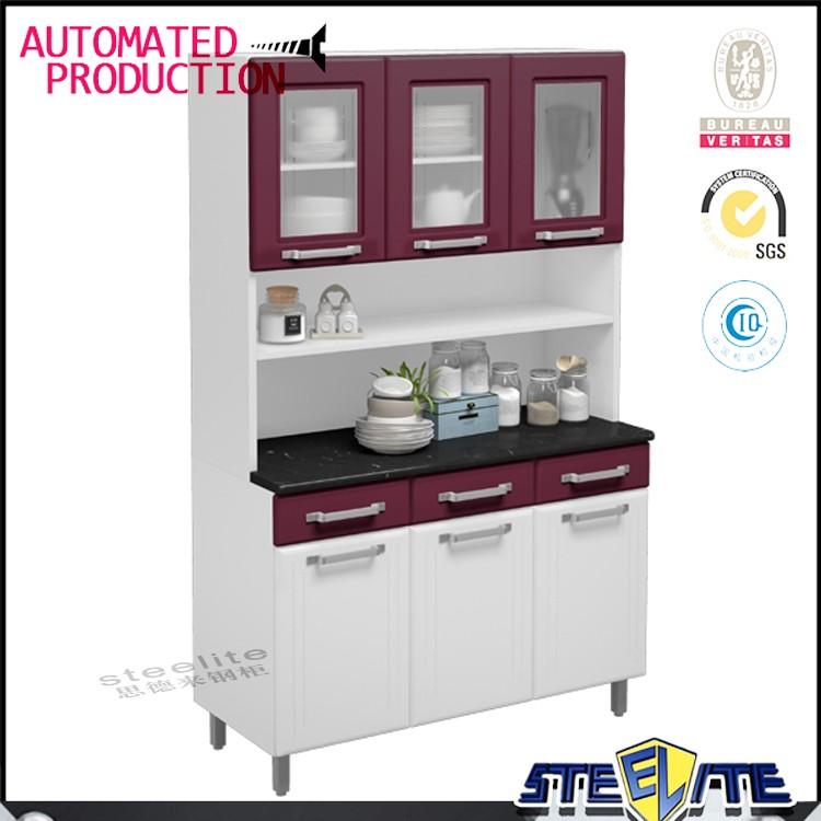 Cucina Freestanding Dispensa/armadio Da Cucina/mobili Da Cucina ...