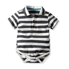 Baby baby draagt romper korte mouw <span class=keywords><strong>pasgeboren</strong></span> <span class=keywords><strong>jongen</strong></span> kleding