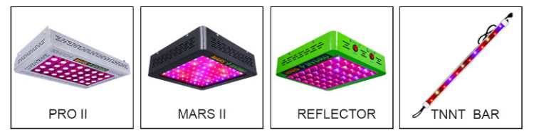 Mars Hydro Pro II 80 LED full spectrum LED Grow Light Indoor plant hydroponics