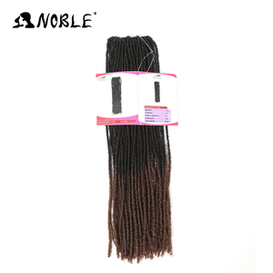 China 2018 new hair product noble gold black and brown mixed hair color medium length best popular crochet synthetic hair bundle
