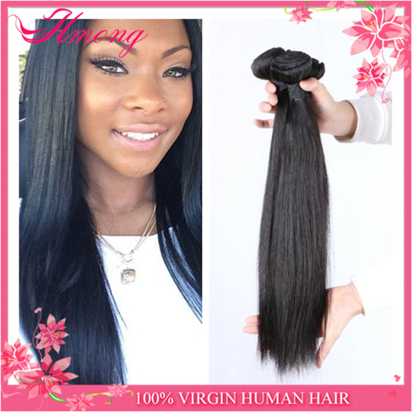 "10""-30"" Cheap Can Be Permed And Colored Virgin Brazilian Hair Extensions"
