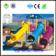 Funny kids Outdoor Water Playground Water Slide Water Park Equipment QX-18077B