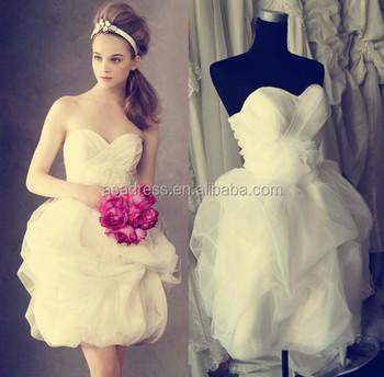 Plus Size Short Wedding Dresses.Plus Size Bridal Gowns Sexy Short Wedding Dress Beach Organza Baby Girl Wedding Dresses Patterns2015 Yasa 5088 Buy Short Wedding Dresses Little