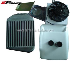 intercooler kit for toyota landcruiser 80series LC80 1HDT HDJ80 TMIC Air to  air intercooler