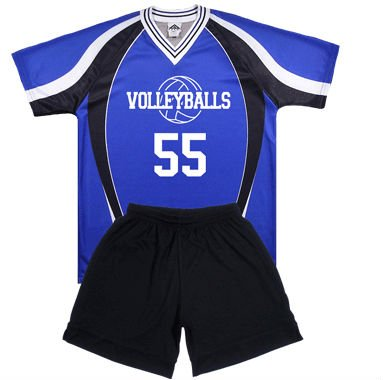 performance volleyball uniforms