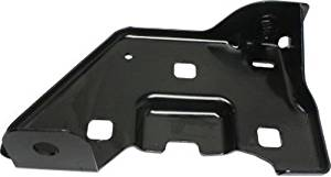 Crash Parts Plus Front Passenger Side Bumper Bracket for 14-16 Chevrolet Silverado 1500 GM1067199