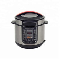Champion home electric multi pressure cooker can do fryer,soup,rice