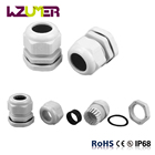 WZUMER M Economical series IP68 Waterproof Nylon Plastic Blind Plug for Cable Gland