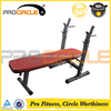 High Quality Sit up Weight Fitness Flat Bench