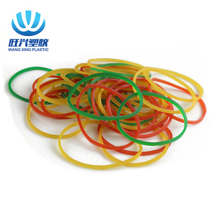 100% natural rubber band strong elastic for money