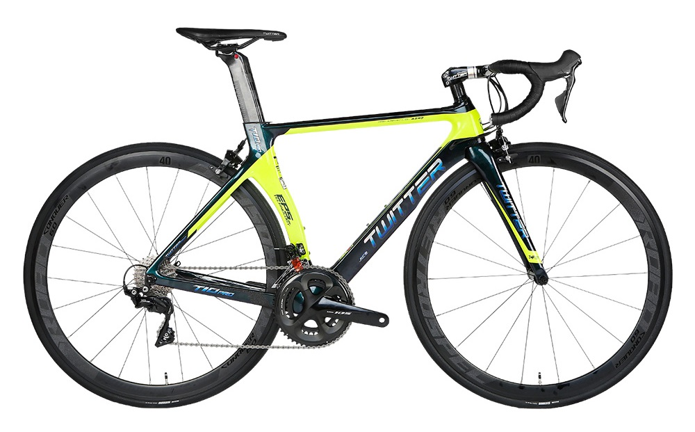 2020  best quality Holographic Colors Carbon Fiber Frame road bike  105 R7000 for specialized Rider(007)
