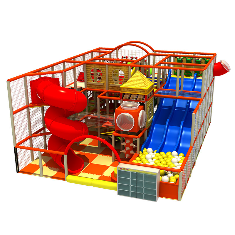 Hottest game commercial indoot playground equipment for kids free design