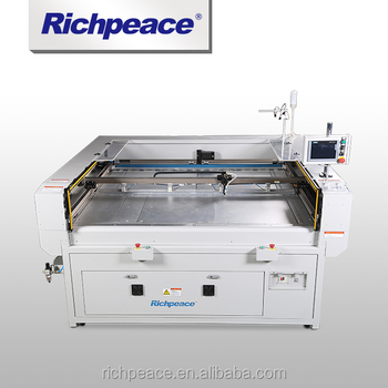 Richpeace Laser Cutting Machine on Automotive Interiors