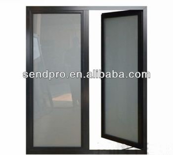 ASu0026NZ 2208 Frosted Glass Interior French Doors,double Panels Aluminum French  Door