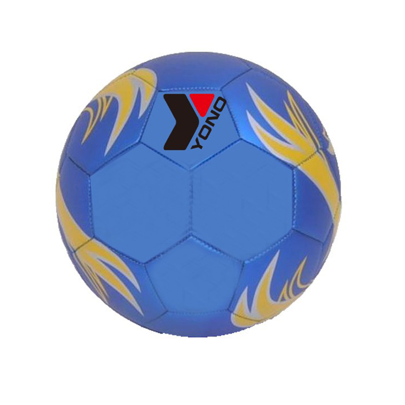 Hand Stitched Soccer Ball Branded More sizes YNSO-024 Used Soccer Balls manufacturer