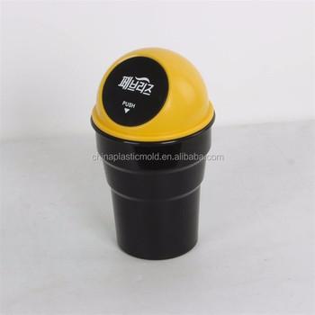 Plastic Auto Prullenbak Mini Prullenbak Voor Auto Desk Vuilnisbak