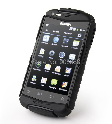 Discovery V5 Shockproof Dustproof Android 4.2.2 Cell Phone 3.5Inch Capacitive