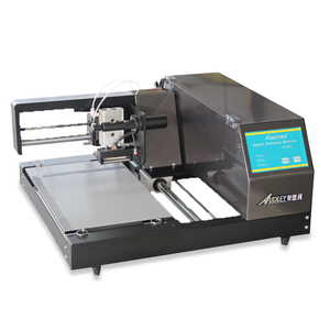 Digital hot foil printer ADL-3050C 3d sticker printer
