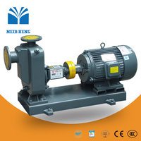 ZW diesel engine self priming sewage pump centrifugal sewage water pump large capacity slurry pump