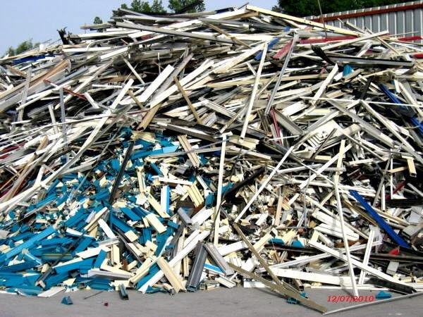 Aluminum Extrusion Scrap 6063 - Buy Aluminum Extrussion ...  Aluminum Extrus...