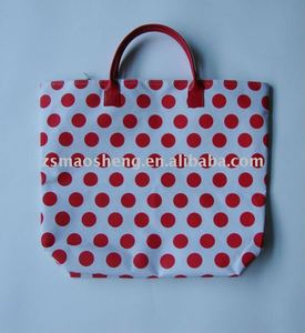 Shopping Tote Bag (Polyester)
