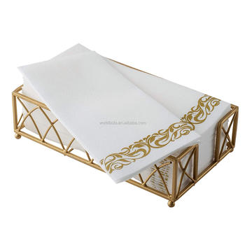 Luxury Disposable Airlaid Napkins for Dinner