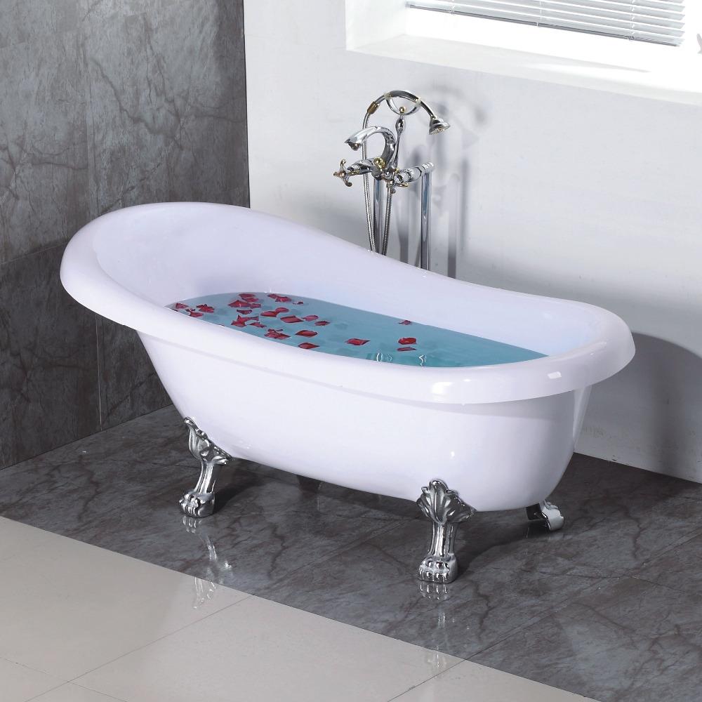 Clawfoot Small Freestanding Bathtub - Buy Freestanding Bathtub,Small ...